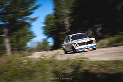 BMW 2002 Turbo (E20) (antoinedellenbach.com) Tags: worldcars car race racing circuit france motorsport eos automotive automobiles automobile racecar sport course lightroom coche photography photographie vintage historic tourauto peterauto optic2000 auto canon bmw legend tourauto2018 5d 5d3 2470 e20 2002 turbo mpower panning
