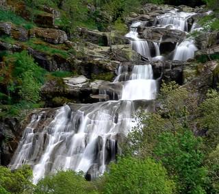Cascada del Caozo (Piornal, Caceres, Valle del Jerte)