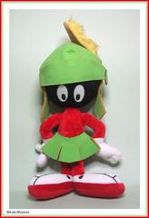 """Marvin"" the Martian (StarRunn) Tags: looneytunes marvinthemartian marvin warnerbrothers wb stuffedanimal plush alien figure toy sciencefiction sf cartoon"