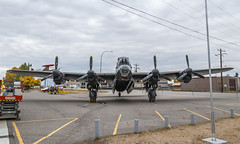 2017-09-15_16-34-51 Avro Lancaster (canavart) Tags: bomber bombercommandmuseumofcanada museum lancaster nanton alberta canada avro avrolancaster groundcrew