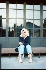 Jakarta (Alfathms) Tags: kodak portra portrait film analog jakarta indonesia nikonf3