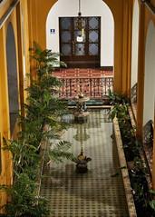 DSC01380 En el palacio nacional de la cultura (Julioafoto) Tags: palacio nacional cultura guatemala monumento historico arquitectura verde sony zeiss 55mm