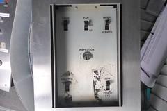 Elevator buttons from the 707 Building (DieselDucy) Tags: 707building ascenseur ascensor buildingvirginia707 elevator elevatorbutton lift lyfta lyftu officebuilding roanoke