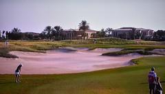 Sights & Scenes From The Sandiyat Beach GC (rbglasson) Tags: sandiyatbeachgc unitedarabemirates uae golf landscape nikon d5500 nikond5500