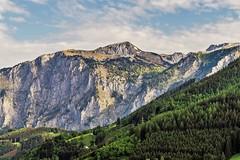 The Hochblaser (a7m2) Tags: eisenerz berge mountains hochblaser seemauer leopoldsteinersee klettern bergsteigen wandern eisenerzeralpen hochschwab austria styria