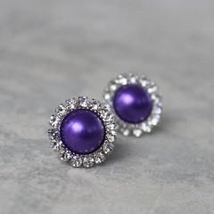 Purple Earrings, Purple Bridesmaid Jewelry, Purple Pearl Earrings, Purple Bridesmaid Earrings, Bridesmaid Earring Gift, Wedding Jewelry https://t.co/wvijuwcYUz #bridesmaid #gifts #earrings #weddings #jewelry https://t.co/YsyAGUf24z (petalperceptions.etsy.com) Tags: etsy gift shop fashion jewelry cute