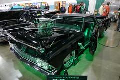 1966 Chevrolet ElCamino (bballchico) Tags: 1966 chevrolet elcamino custom donfarrelly portlandroadstershow carshow