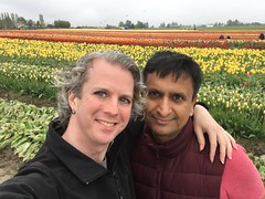 04302018-23 (Fruitcake Enterprises) Tags: skagitvalley tulipfestival skagitvalleytulipfestival tuliptown matthew shobhit birthweek