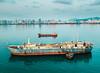 Abandoned Ships In Sanya, China (Stuck in Customs) Tags: china sanya stuckincustomscom treyratcliff stuckincustoms aurorahdr hdr hdrtutorial hdrphotography hdrphoto island boat ocean travel 80stays rcmemories dji drone mavic pro