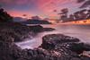 Queen's Bath Hawaii (tompost) Tags: queensbath kauai hawaii sunset napali coast island landscape color