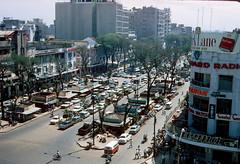 Saigon, Vietnam, October 1967. (Linh Yoshimura) Tags: saigon 1967 vietnamwar