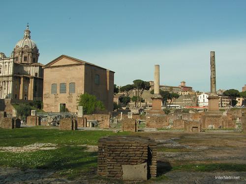 Римський форум, Рим, Італія InterNetri Italy 516