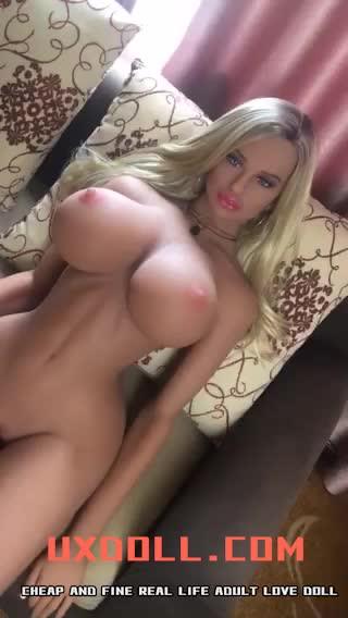 andrea d-cup 161cm sex doll video
