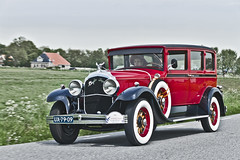 Chrysler Imperial Sedan 1928 (9995) (Le Photiste) Tags: clay chryslergrouplimitedliabilitycompanyllcauburnhillsmichiganusa chryslerimperialsedan cc 1928 chryslerimperial80series4doorsedan redmania simplyred elfstedenoldtimerrally fryslânthenetherlands thenetherlands americanluxurycar rarevehicle oddvehicle oddtransport ux7909 sidecode1 afeastformyeyes aphotographersview autofocus artisticimpressions alltypesoftransport anticando blinkagain beautifulcapture bestpeople'schoice bloodsweatandgear gearheads creativeimpuls cazadoresdeimágenes carscarscars canonflickraward digifotopro damncoolphotographers digitalcreations django'smaster friendsforever finegold fandevoitures fairplay greatphotographers peacetookovermyheart hairygitselite ineffable infinitexposure iqimagequality interesting inmyeyes livingwithmultiplesclerosisms lovelyflickr niceasitgets photographers prophoto photographicworld planetearthtransport planetearthbackintheday photomix soe simplysuperb slowride saariysqualitypictures showcaseimages simplythebest thebestshot thepitstopshop themachines transportofallkinds theredgroup thelooklevel1red simplybecause vividstriking wheelsanythingthatrolls wow yourbestoftoday oldtimer