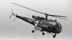 H-67 1978-06-16 EHDL (Gert-Jan Vis) Tags: h67 alouette alouette3 klu koninklijkeluchtmacht se3160 1367 sar deelen