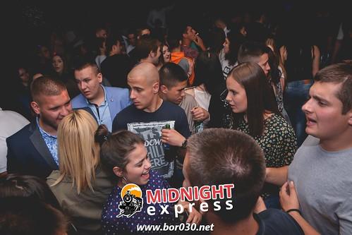 Midnight express (18-19.05.2018)