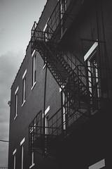 Living quarters (joshhansenmillenium) Tags: modeling theme moody nikon nikond5500 d5500 50mm nifty50 russian architecture cincinnati ohio exploring urban rainy bokeh pinup freelance model