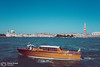 Venezia (thendele) Tags: reise reisereportage sangiorgiomaggiore boot fotoreportage italien lagunenstadt motorboot reisen venedig venezia wassertaxi veneto