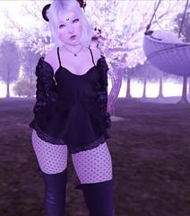 ❥[38] (Counting Sheep ♥) Tags: cute bear girl avatar sl secondlife candydoll albino photoshop