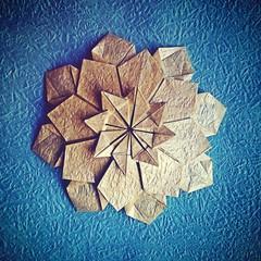 牡丹 (guangxu233) Tags: origami origamiart paper art paperart paperfolding tomokofuse flower 折纸 折り紙作品 折り紙