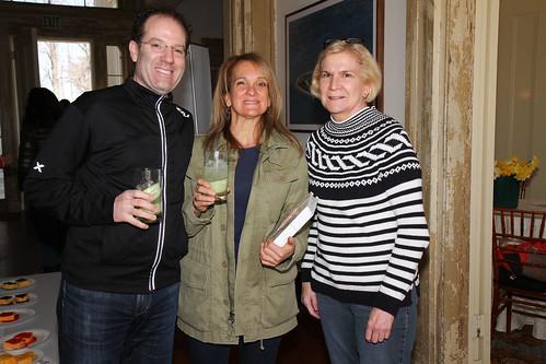 Ben Katz, Diana Hoch and Betsy White
