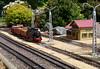 Garden railway in Běleč nad Orlicí (ZdenHer) Tags: zahradníželeznicevbělčinadorlicí czechrepublic gardenbahn gardenrailroad gardenrailway piko br80 canonpowershotg7xmkii