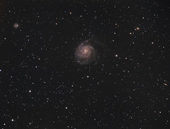 Messier 101 (Uwe Kamin Photography) Tags: ciel nocturne ngc espace astronomy astronomie dark galaxies sky messier