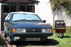 K609 DPU (Nivek.Old.Gold) Tags: 1992 volkswagen scirocco gt ii nigelgrogan chelmsford 1781cc