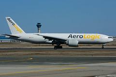 D-AALH (AeroLogic) (Steelhead 2010) Tags: aerologic boeing b777200f b777 yyz dreg daalh