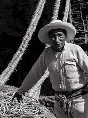 Portrait, Q'eswachaka Incan Bridge (glennlbphotography) Tags: americalatina cusco cuzco peru perú pérou qosqo southamerica altitude andean andes cordilleradelosandes cordillèredesandes fest frestival inca incanbridge incanbridgeofqeswachaka incas journey montagne mountains nature people qeswachaka tradition traditionnal typique viagem viaje view voyage