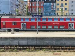 Passau (Gordon McKinlay) Tags: passau train railway station greatrail april 2018 germany bahn deutsch