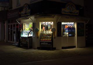 Scarborough Ice Cream Stall