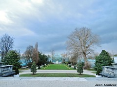 Jardin des serres d'Auteuil - Jardin à la française (JeanLemieux91) Tags: arbres árbol tree jardin garden auteuil paris îledefrance france mars march marzo hiver winter invierno 2017