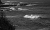 Lazy swell (OzzRod (on the road again)) Tags: pentax k1 smcpentaxk200mmf4 surf waves ocean swell offshore susangilmore monochrome blackandwhite seascape newcastle