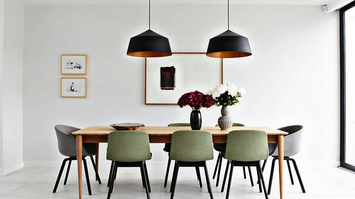Modern dining room | Сool interior design ideas!!! Best of your vision - cool design and music!