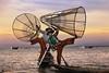 单挑 (Kenny Teo (zoompict)) Tags: kennyteo zoompict canon landscape travel people portrait fishermen inlelake myanmar