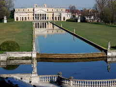 Villa Pisani - 3 (antonella galardi) Tags: veneto padova 2018 stra brenta riviera villa pisani naviglio fontana giardini