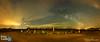 Crómlech de Xerez (Iván Calamonte) Tags: cromlech xerez dolmen portugal menhir alentejo guadiana alqueva milkyway víaláctea night noche stars estrellas sky cielo nubes clouds skyscape nightscape nightphotography panoramic megalithic megalítico dark light pollution ancestral samyang d610 fotoludica