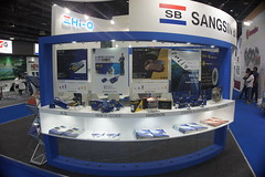 DUBAI AUTOMECHANIKA 2018 (SANGSIN BRAKE) Tags: sangsin sangsinbrake sansinbrake brake brakesystem brembo brakepad best dubai exhibition assembly takeabrake battery show automechanika auto automechanikadubai uae middleeast hardron hiq hagen hardronz shoe hardon car parts market manufacturer aftermarket mintex mk kashiyama 2018 blue logo display