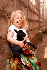 The Goat Whisperer (whaun) Tags: africa westafrica goat ghana kid
