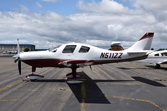 N511ZZ Lancair ESP (eigjb) Tags: petaluma municipal airport california usa light aircraft airplane aviation plane spotting aeroplane 2018 lancair esp