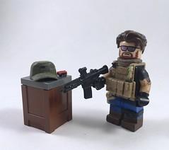 PMC v2 (DarkNinjaCustoms) Tags: citizenbrick pmc lego tinytactical brickarms custom minifig military brickrepublic