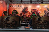 Fair visitors playing Conan Exiles (marcoverch) Tags: cosplay cologne rpc roleplayconvention köln roleplay rollenspiele fair visitors playing conanexiles people menschen adult erwachsene group gruppe exhibition ausstellung music musik commerce handel wear tragen performance festival woman frau man mann room zimmer indoors drinnen religion stock business geschäft many viele portrait porträt carnival karneval museum boeing railroad lowkey nyc day macromondays australia deutschland eau españa