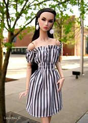 Amelie (Lapochka_G) Tags: dolls dollphotos fashiondolls fashionroyalty nuface integritytoys integrity toys doll nufacelilith lilithnuface lilitheditorialedge