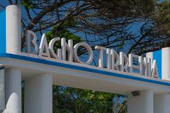 Tirrenia_12 (Maurizio Plutino) Tags: tirrenia pisa toscana italy bagno mare chiesa architettura