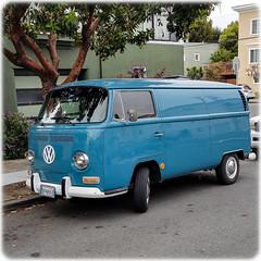 (seua_yai) Tags: northamerica california sanfrancisco thecity seuayai sanfrancisco2018 vw volkswagen bus microbus