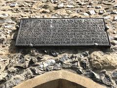 Lovekyn Chantry Chapel plaque (Matt From London) Tags: kingston london lovekyn chapel chantry plaque edwardlovekyn