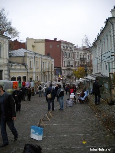 Київ Андріївський узвіз InterNetri Ukraine 104