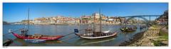 Totally Porto. (wk4ever) Tags: porto portugal pano panorama city