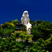 Ofuna Kannon in Blue Sky, Kamakura : 大船観音
